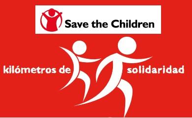 Resultado de imagen de SAVE THE CHILDREN CARRERA SOLIDARIA